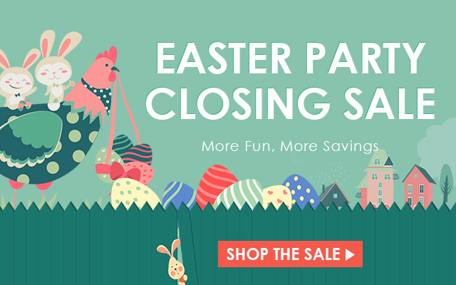 Easter Party Sale