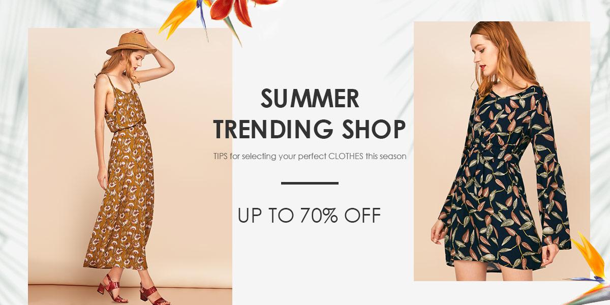 negozio trend estate
