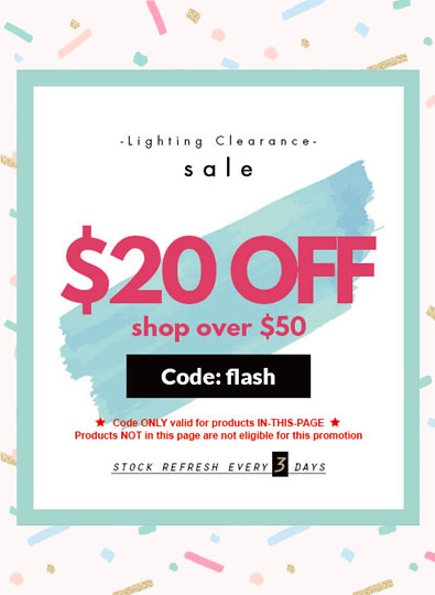 ZAFUL December Lighting Clearance Sale