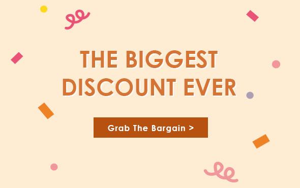 Zaful Brandiversary Biggest Discount