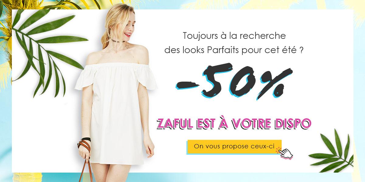 Looks parfaits de plage 50 de remise chez zaful promotion - Nutella tefal com jeux ...