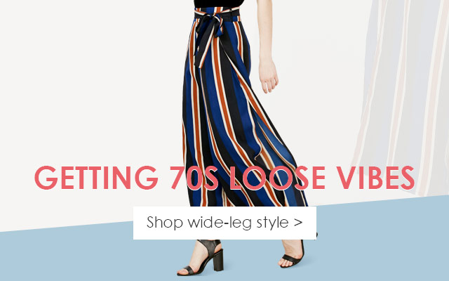 Wide Leg Style