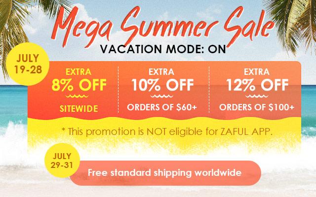Mega Summer Sale